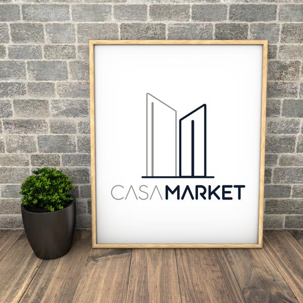 ISOLOGOTIPO CASA MARKET | 2019