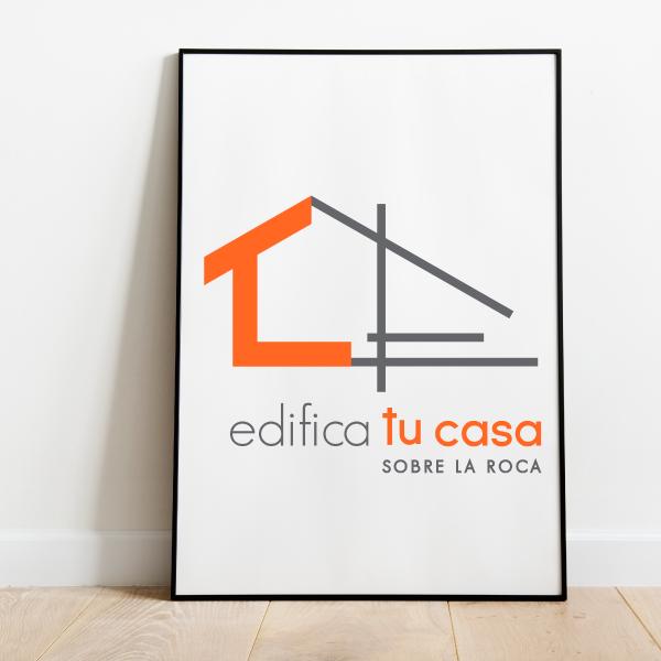 ISOLOGOTIPO EDIFICA TU CASA | 2018